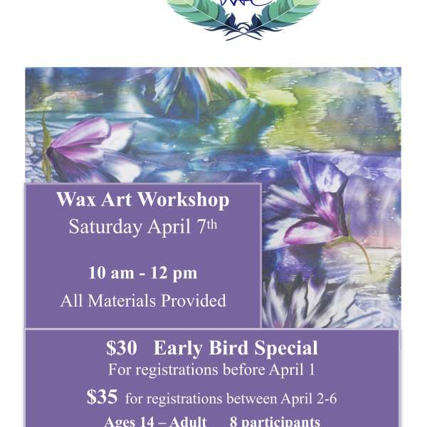Wax Art Workshop