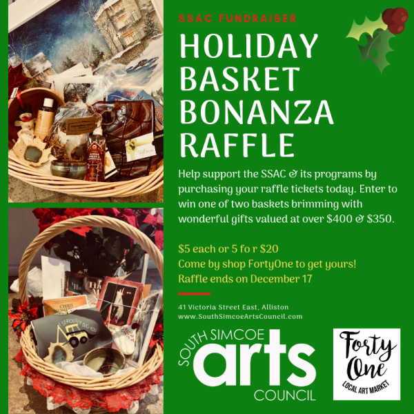 **Holiday Basket Bonanza**