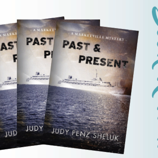 Book Review - Author Judy Penz Sheluk