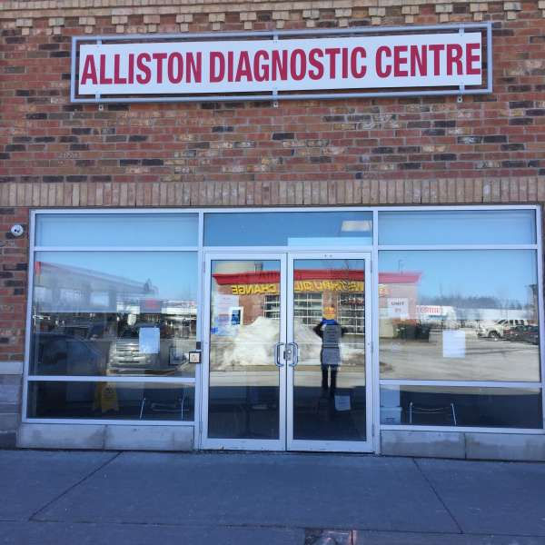 AiOC at Alliston Diagnostic Centre